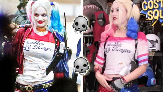 This Completely Home Made Harley Quinn Costume Tutorial Will
