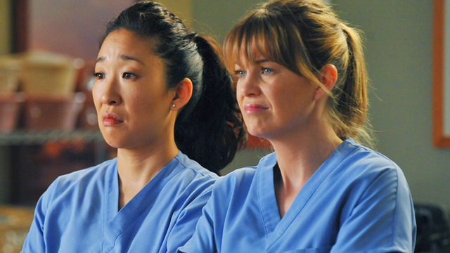 Image result for cristina and meredith