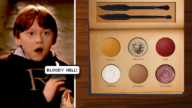 Harry Potter Make Up Palette