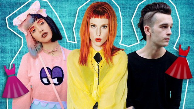 Quiz Who Is Your Musical Style Twin Popbuzz