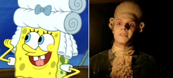 Evan Peters Spongebob Roanoke