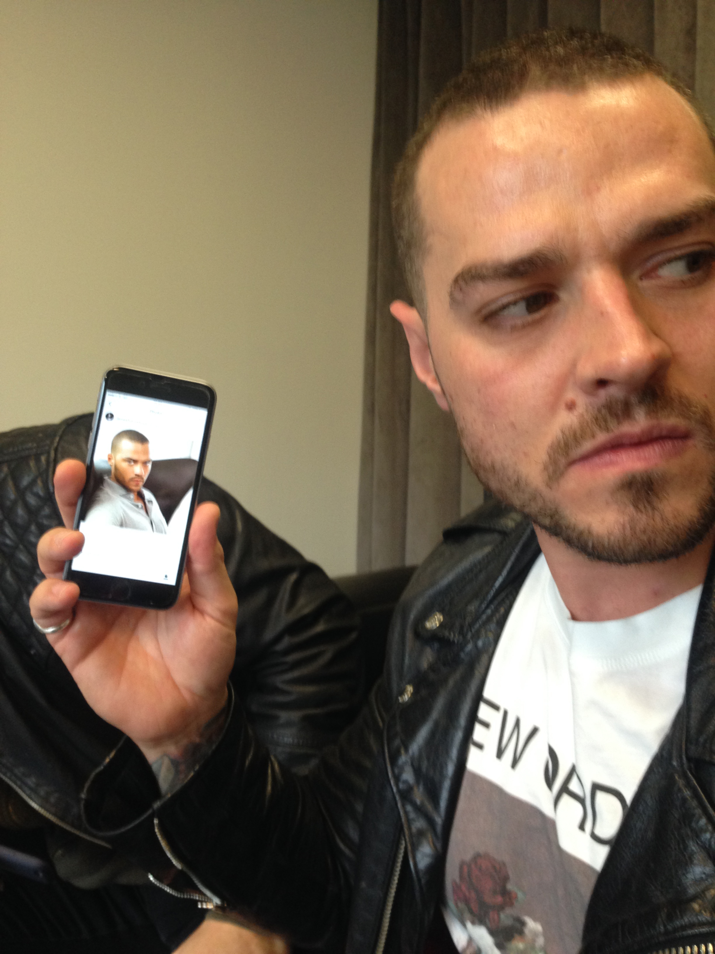 matt willis, busted