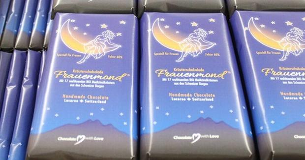 Frauenmond chocolate