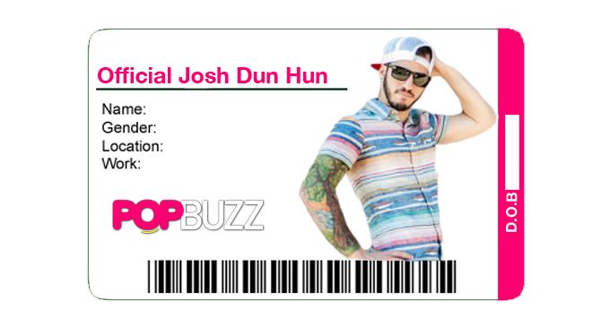 Josh Dun Hun Quiz
