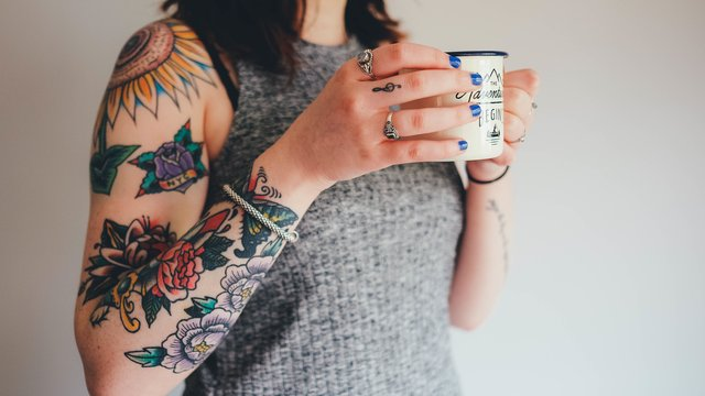 Quiz What Type Of Tattoo Should You Get Popbuzz