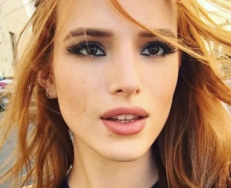 Bella Thorne Real Name