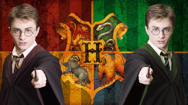 Hybrid Harry Potter Houses