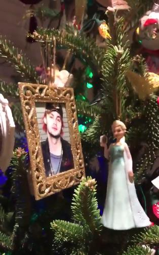 michael clifford christmas decoration