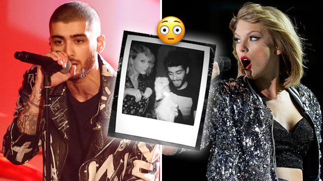 Listen Taylor Swift And Zayn Just Dropped A Sex Song And Absolutely No One Saw It Popbuzz