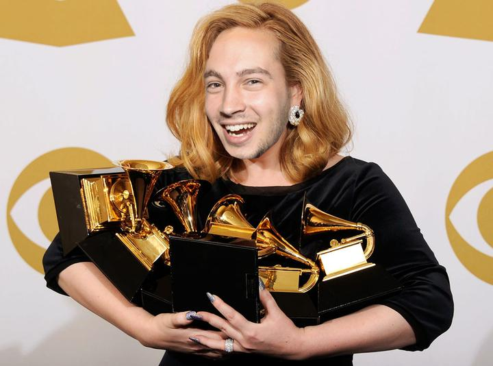 Tyler Joseph Adele Grammys