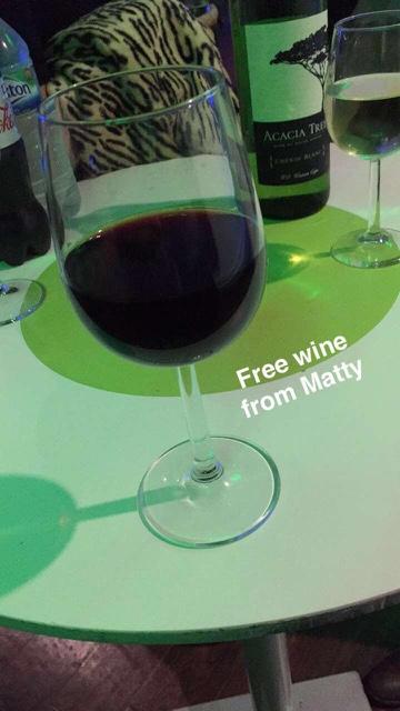 wine matty