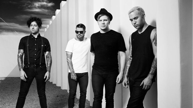 Fall out boy artists music popbuzz fall out boy sciox Choice Image