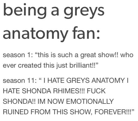 Grey's Anatomy Meme