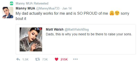 Matt Walsh tweet
