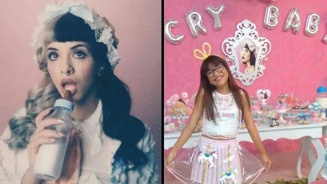 This Melanie Martinez Fan Had The ULTIMATE Cry Baby Themed ...