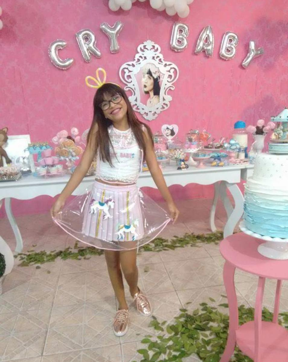 This Melanie Martinez Fan Had The ULTIMATE Cry Baby Themed Birthday