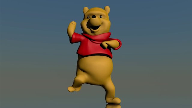 This Dancing Pooh Bear Meme Has Officially Taken Over The