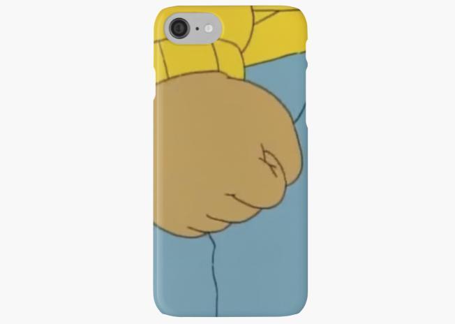 Arthur's Fist Phone Case