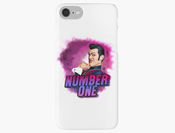 Robbie Rotten Phone Case