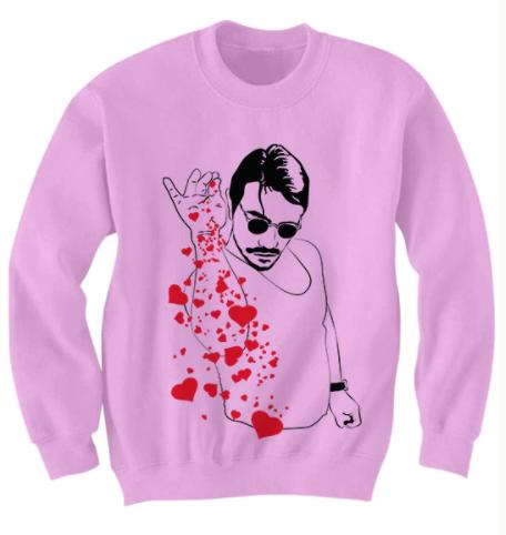 Salt Bae Sweater