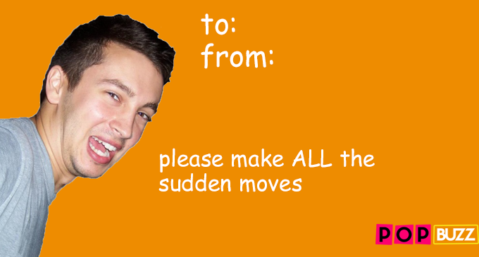Twenty One Pilots Valentine's Card