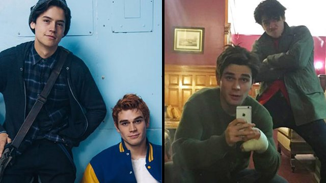 Cole sprouse and kj apa took a trip together and their insta cole sprouse kj apa m4hsunfo