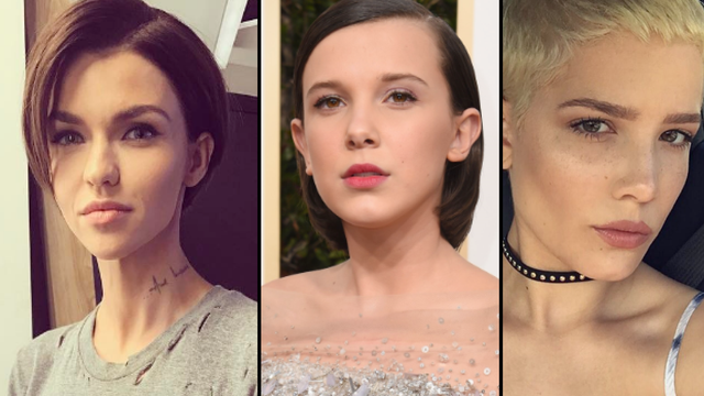 11 Real Af Reasons You Should Never Cut Your Hair Short Popbuzz