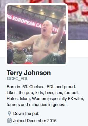 EDL Troll Twitter