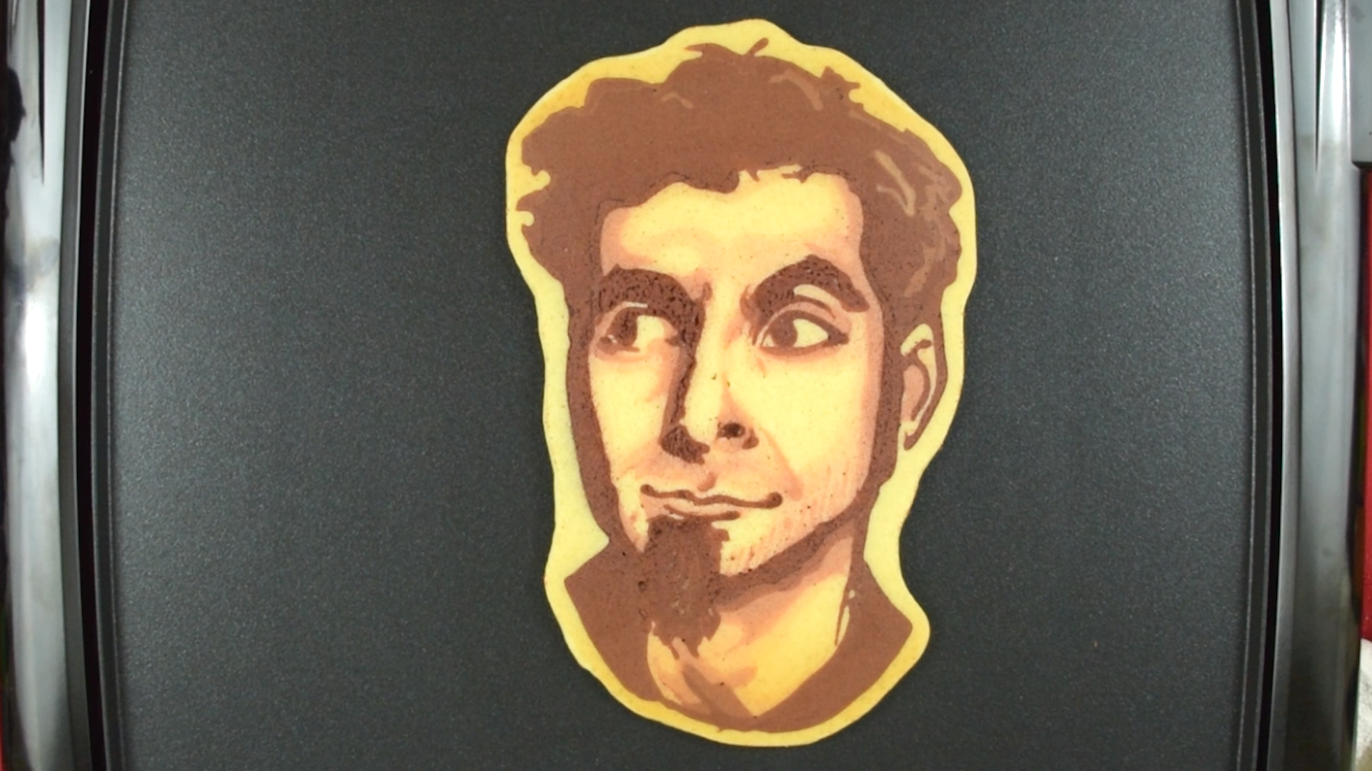 pancake system of a down
