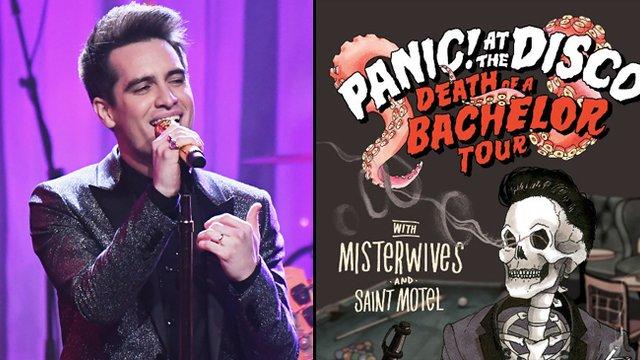 Panics doab tour 2017 everything you need to know popbuzz panic at the disco tour m4hsunfo