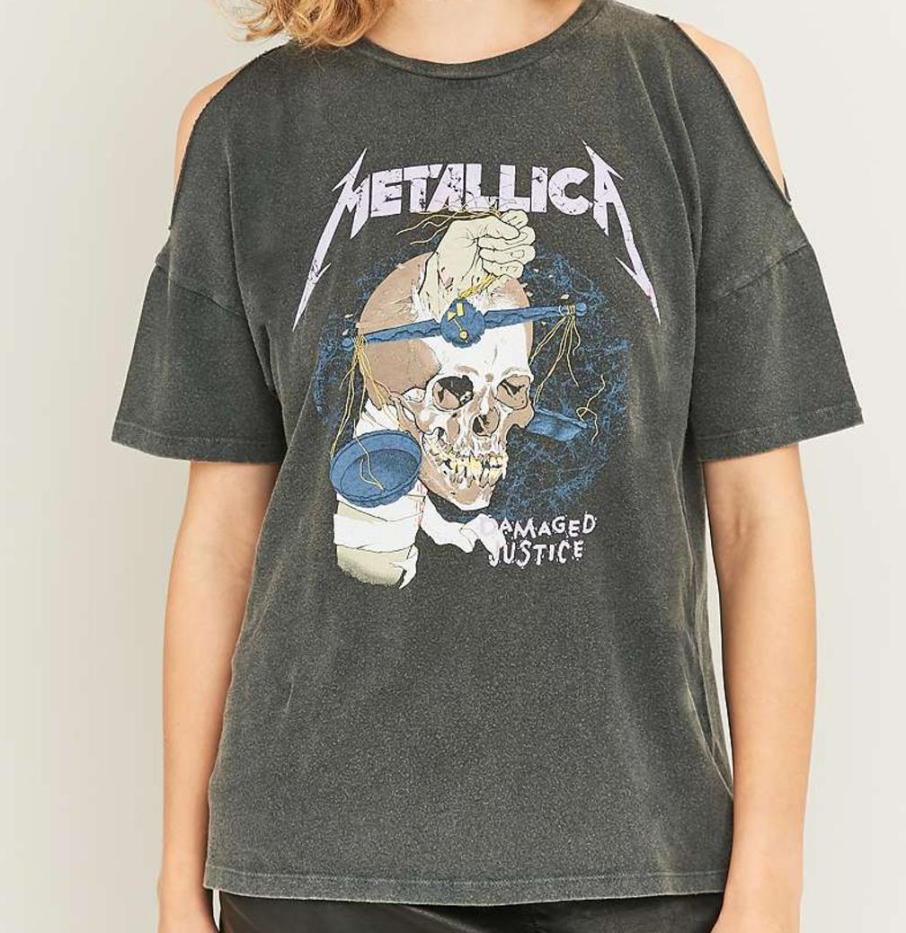 Metallica Vintage T-shirt