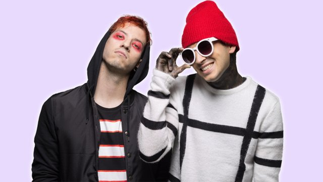 49 twenty one pilots lyrics for when you need the perfect for Twenty pictures