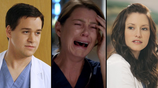 Vote Who Had The Saddest Death On Greys Anatomy Popbuzz