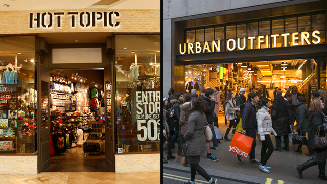 Find your nearest Urban Outfitters store locations in United Kingdom.
