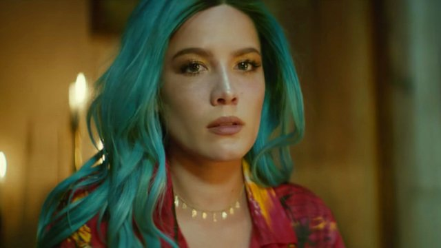 Halsey Reveals The True Meaning Behind Now Or Never Popbuzz