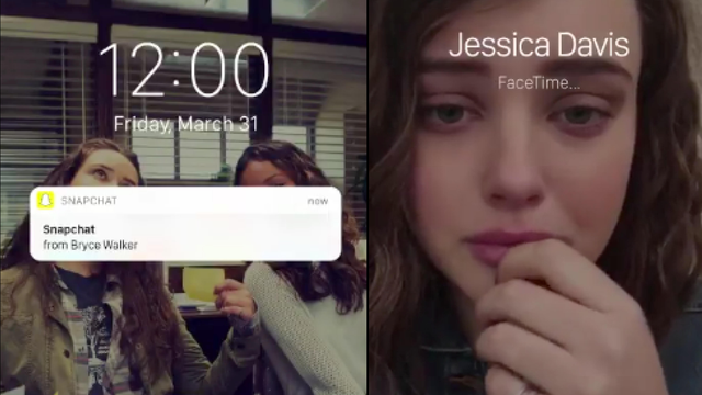 13 Reasons Why Released An Unseen Video From Hannahs Phone And Its