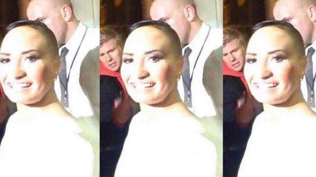 Pooty Demi Lovato
