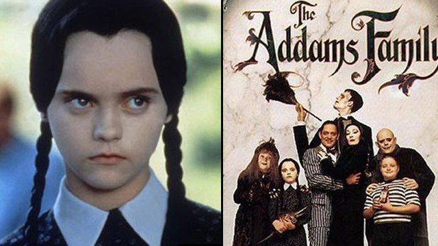 Addams Family Serie