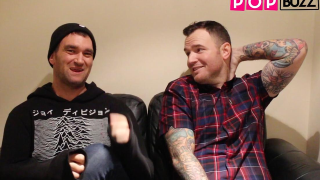 INTERVIEW: New Found Glory Tal...