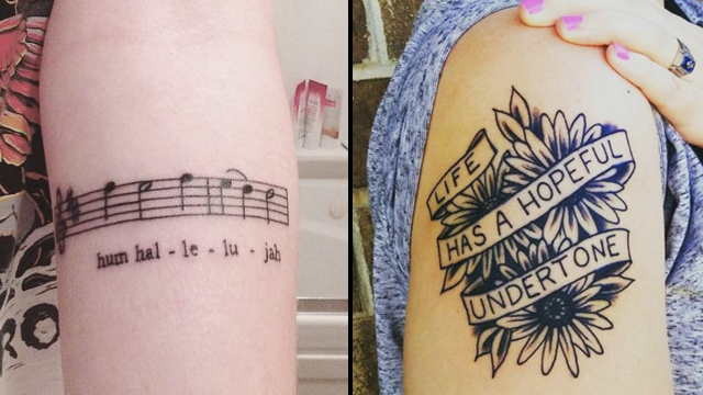 15 Impossibly Tiny Tattoos That Your Parents Literally Won't
