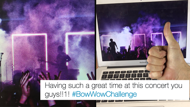 What Is The Bowwowchallenge And Why Is It So Savage Popbuzz