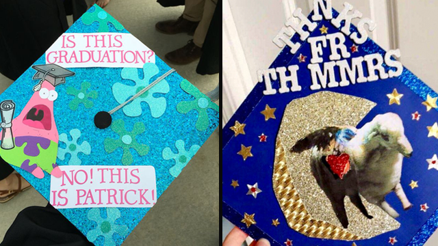 17 genius graduation cap designs that deserve more than full marks