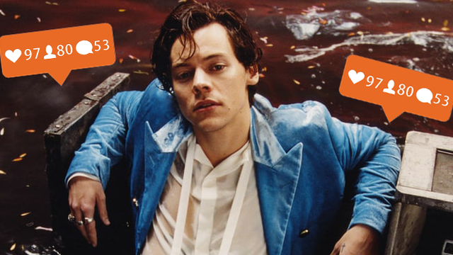 21 Harry Styles Album Lyrics That Make The Perfect ...