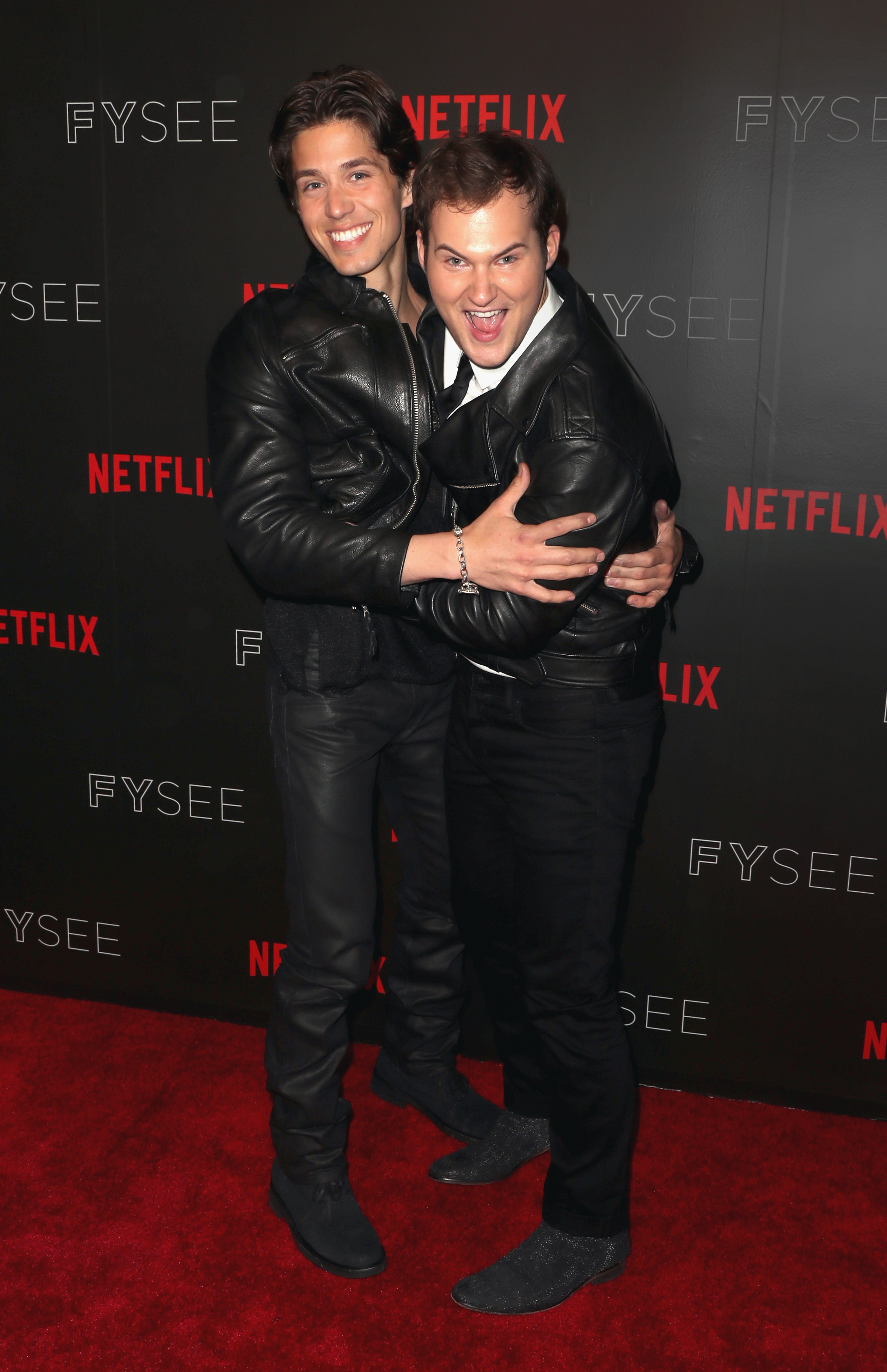 Justin Prentice & Brandon Larracuente