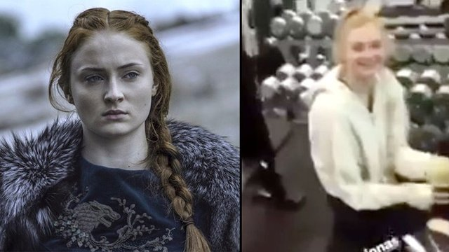 sophie turner just responded to accusations that she used