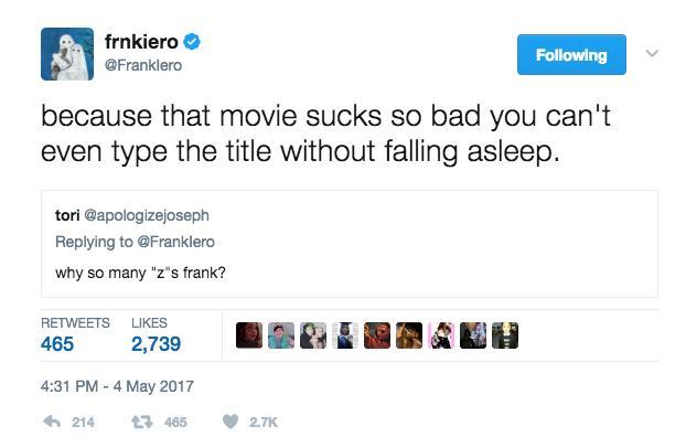 frank iero tweet 10