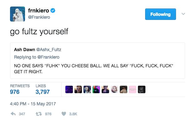 frank iero tweet 3