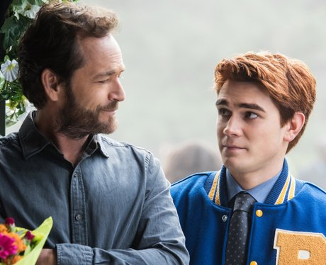 Fred and Archie Andrews Riverdale