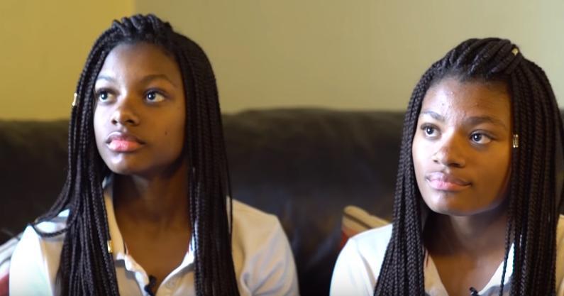 Mya and Deanna