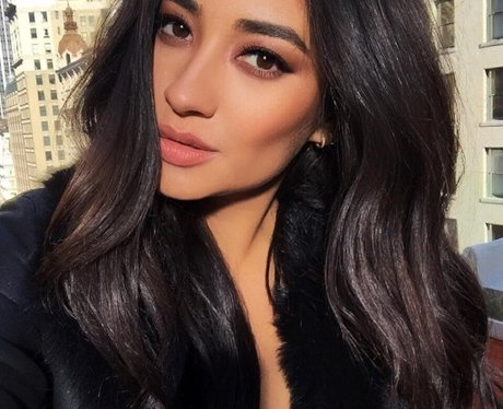Shay Mitchell Real Name